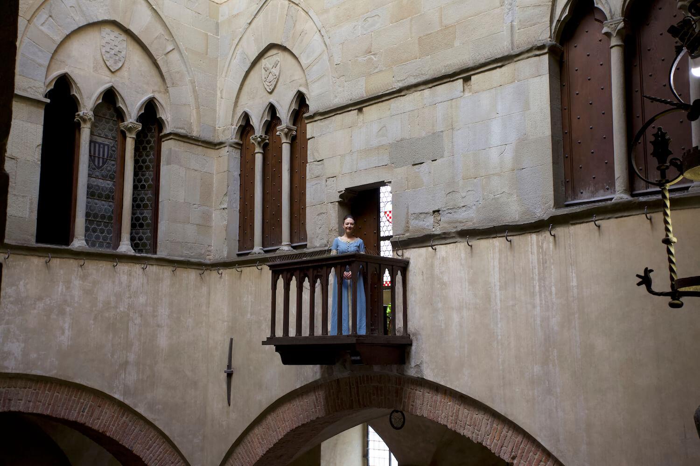 Pistoia Walking Tour - Medieval Italy